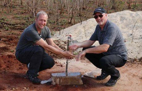 Klares Trinkwasser – beste Qualität