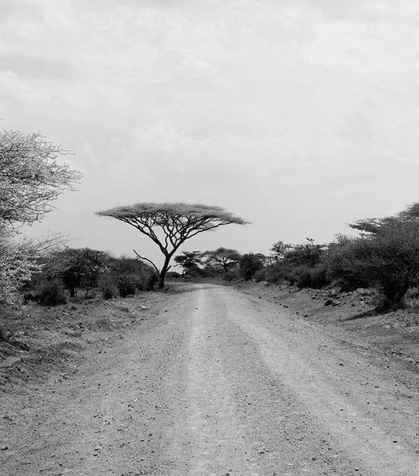 Tansania Straße
